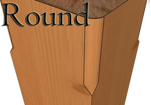 Rounded Edge Detail