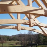 Arched-Timber-Frame-Truss