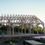 Common-Rafter-Timber-Frame
