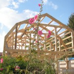 Gambrel-Timber-Frame