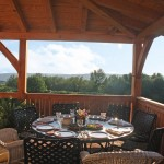 Outdoor-Dining-Timber-Frame
