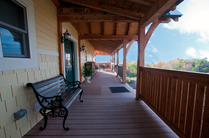 Timber Frame Open House July 26 And 27 New Heritage