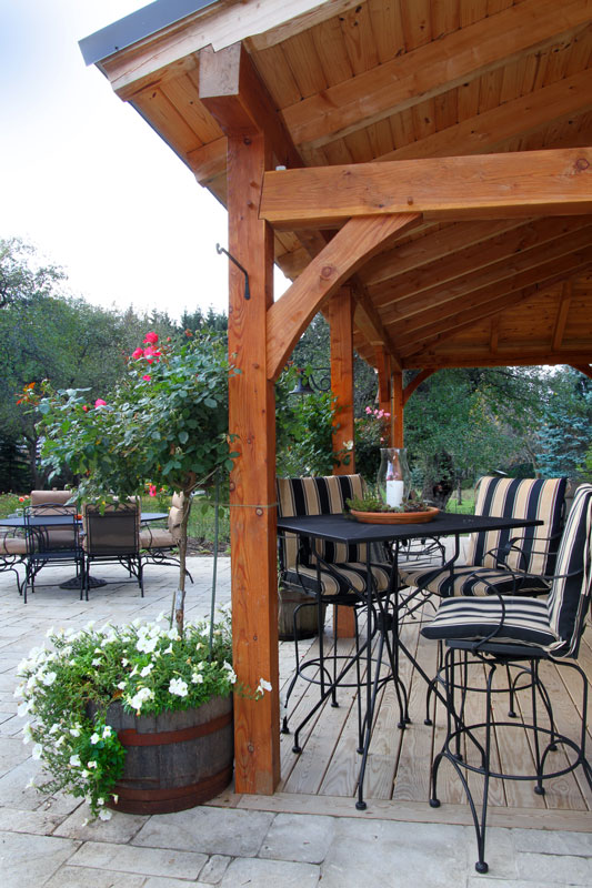 Timber Frame Porch Gallery New Heritage Woodworking